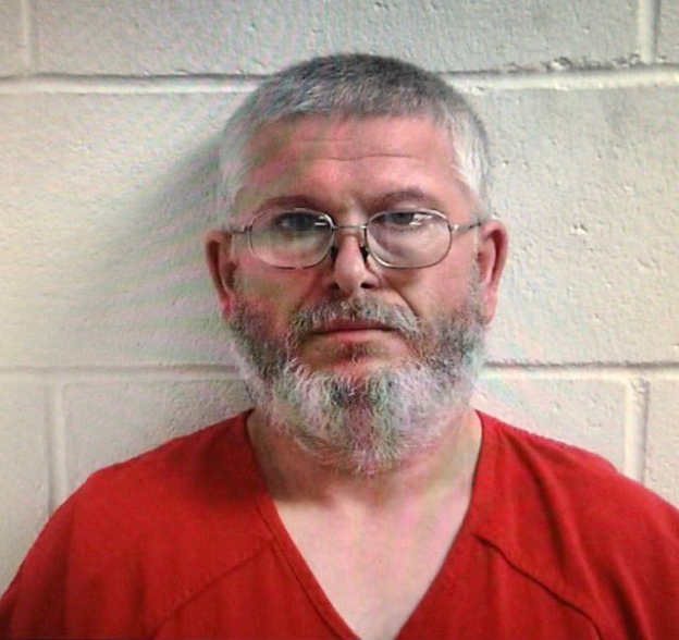Mark Penley (Oxford County Jail)